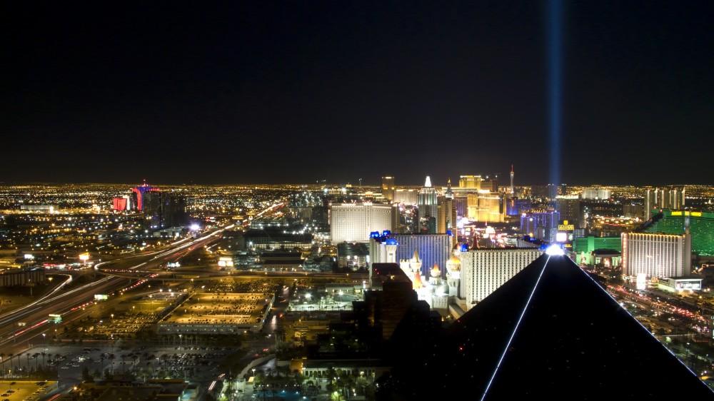 <p><em>Las Vegas. </em> Photo: Michael Rehfeldt.</p>