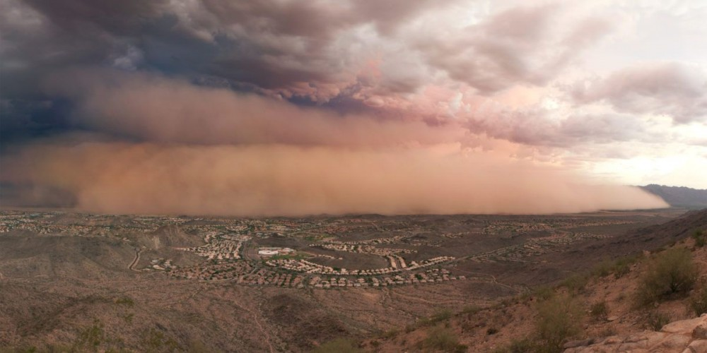 <p><em>Phoenix Dust Storm.</em> Photo: Alan Stark. Used by permission as a part of the <em>New Cities, Future Ruins</em> website.</p>