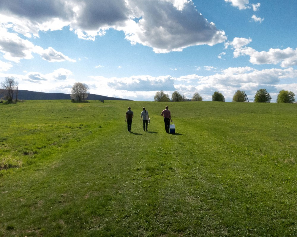 <p><em>Not Objects in the Landscape, but a Landscape of Objects,</em> 2015. Storm King Art Center, New York. Photo by Christopher Kissock.</p>